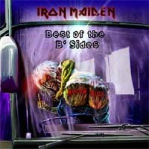 Iron Maiden - Best of the B-Sides cover art