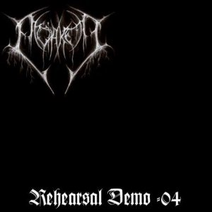 Morker - Rehearsal Demo '04 cover art