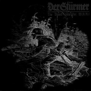 Der Sturmer - The Blood Calls for W.A.R. cover art