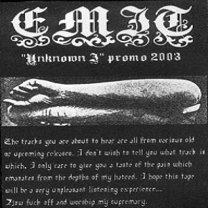 Emit - Unknown I promo 2003 cover art