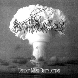 Annihilatus - Unholy Mass Destruction cover art