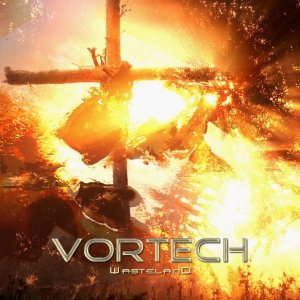 Vortech - Wasteland cover art