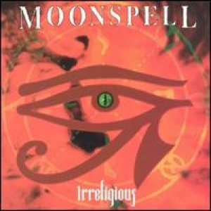 Moonspell - Irreligious cover art