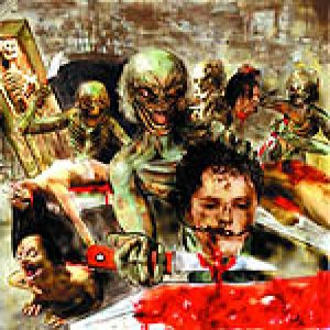 Ribspreader - Rotten Rhythms and Rancid Rants (A Collection of Undead Spew) cover art