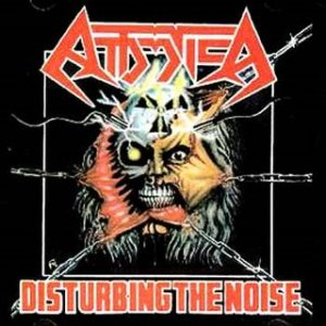 Atomica - Disturbing the Noise cover art