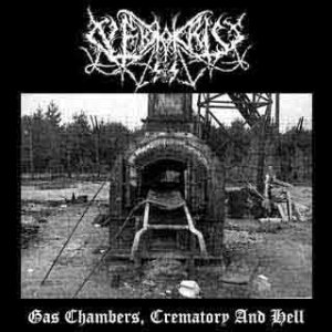 Nekrokrist SS - Gas Chambers, Crematory and Hell cover art