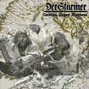 Der Sturmer - Carelian Pagan Madness cover art