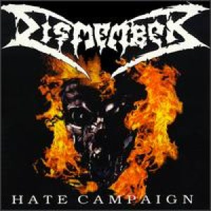 Dismember - Hate Campaign cover art