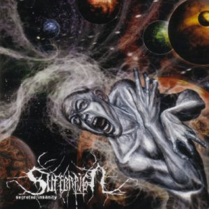 Suffereign - Secreted Insanity cover art