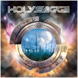 Holy Sagga - Planetude cover art