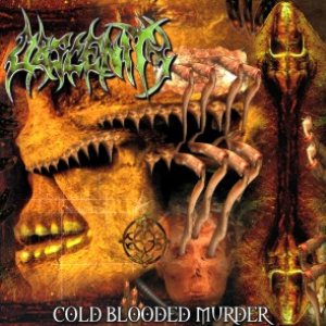 Obscenity - Cold Blooded Murder cover art