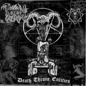 Throneum - Death Throne Entities cover art