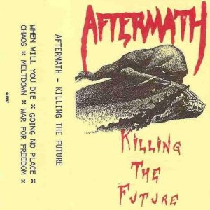 Aftermath - Killing the Future cover art