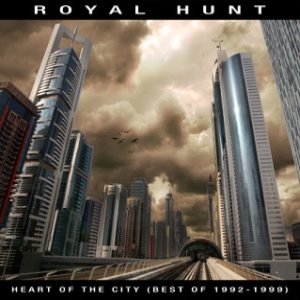 Royal Hunt - Heart of the City cover art