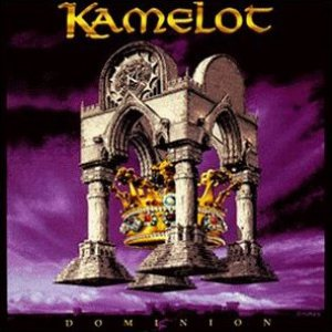 Kamelot - Dominion cover art