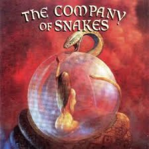 The Company Of Snakes - Burst the Bubble cover art