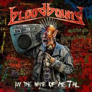 Bloodbound - In the Name of Metal cover art