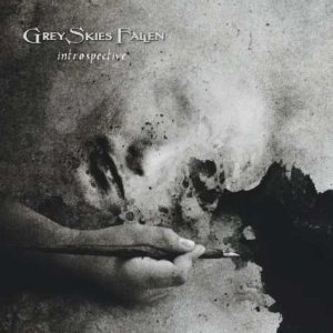Grey Skies Fallen - Introspective cover art