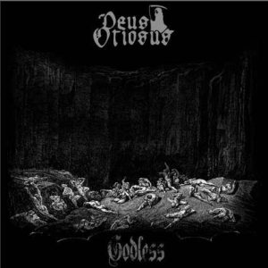 Deus Otiosus - Godless cover art
