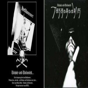 Tangorodrim - Unholy and Unlimited cover art