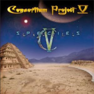 Consortium Project - Consortium Project V - Species cover art