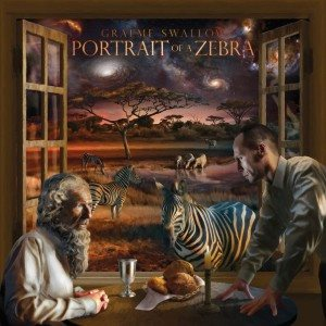 Graeme Swallow - Portrait of a Zebra cover art