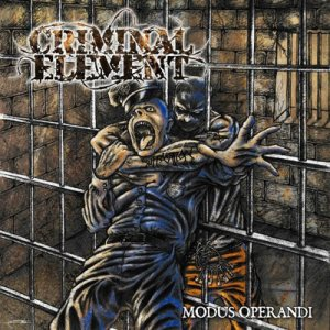 Criminal Element - Modus Operandi cover art