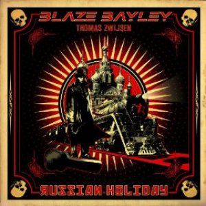 Blaze Bayley - Russian Holiday cover art