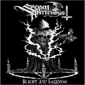 Sperm of Antichrist - Blight and Darkness cover art