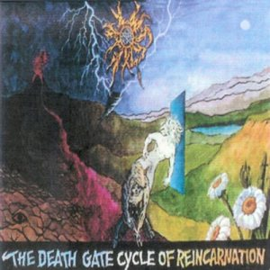 Kataklysm - The Death Gate Cycle of Reincarnation cover art