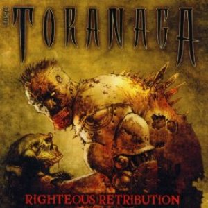 Toranaga - Righteous Retribution cover art