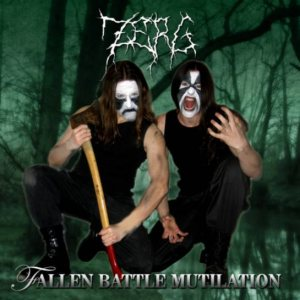 Zerg - Fallen Battle Mutilation cover art