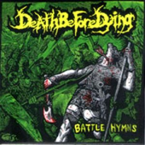 Death Before Dying - Battle Hymns cover art