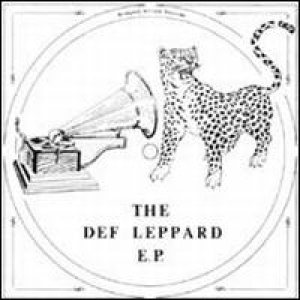 Def Leppard - The Def Leppard EP cover art