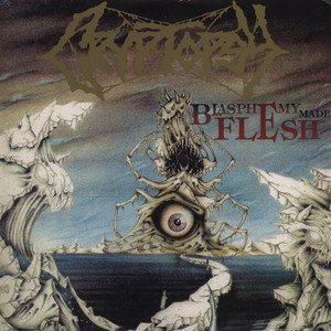 Cryptopsy - Blasphemy Made Flesh cover art