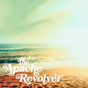 The Apache Revolver - The Surfer Girl cover art