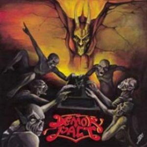 Demon Pact - Demon Pact cover art
