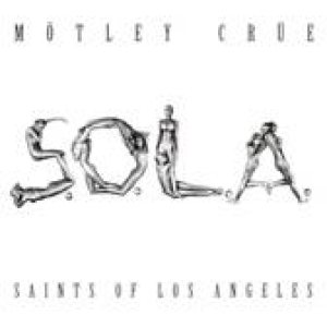 Motley Crue - Saints of Los Angeles cover art