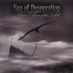 Sea of Desperation - Dread Poems of the Fall cover art