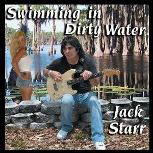 Jack Starr - Swimming in Dirty Water cover art