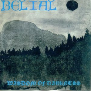 Belial - Wisdom of Darkness cover art