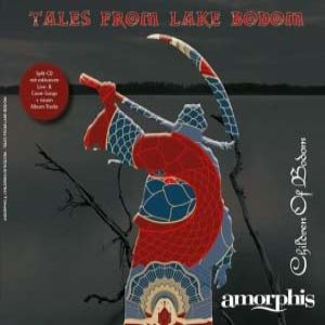Children of Bodom / Amorphis - Tales from Lake Bodom cover art