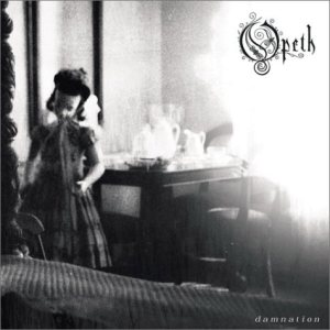 Opeth - Damnation cover art