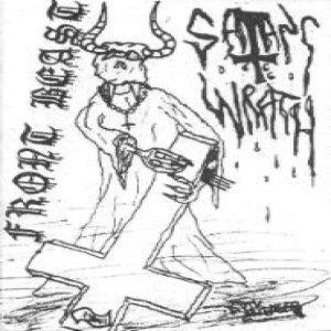 Front Beast - Satan's Wrath cover art