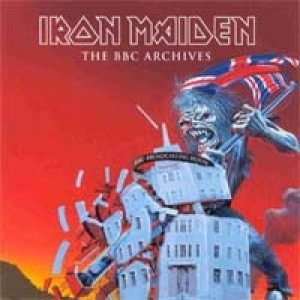Iron Maiden - The BBC Archives cover art