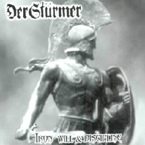 Der Sturmer - Iron Will and Discipline cover art
