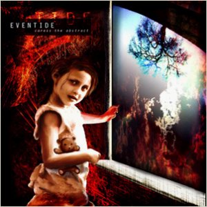 Eventide - Caress the Abstract cover art