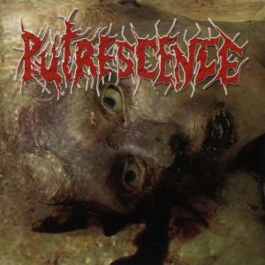 Putrescence - Mangled, Hollowed Out and Vomit Filled cover art