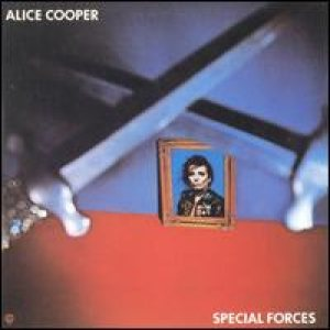 Alice Cooper - Special Forces cover art