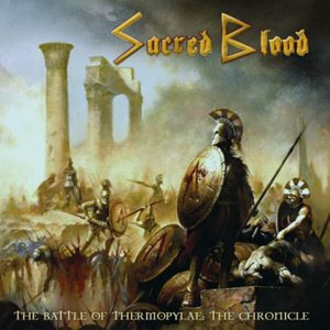 Sacred Blood - The Battle of Thermopylae: the Chronicle cover art